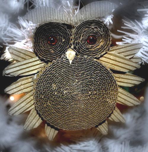 My Owl Barn 10 Diy Owl Christmas Ornaments