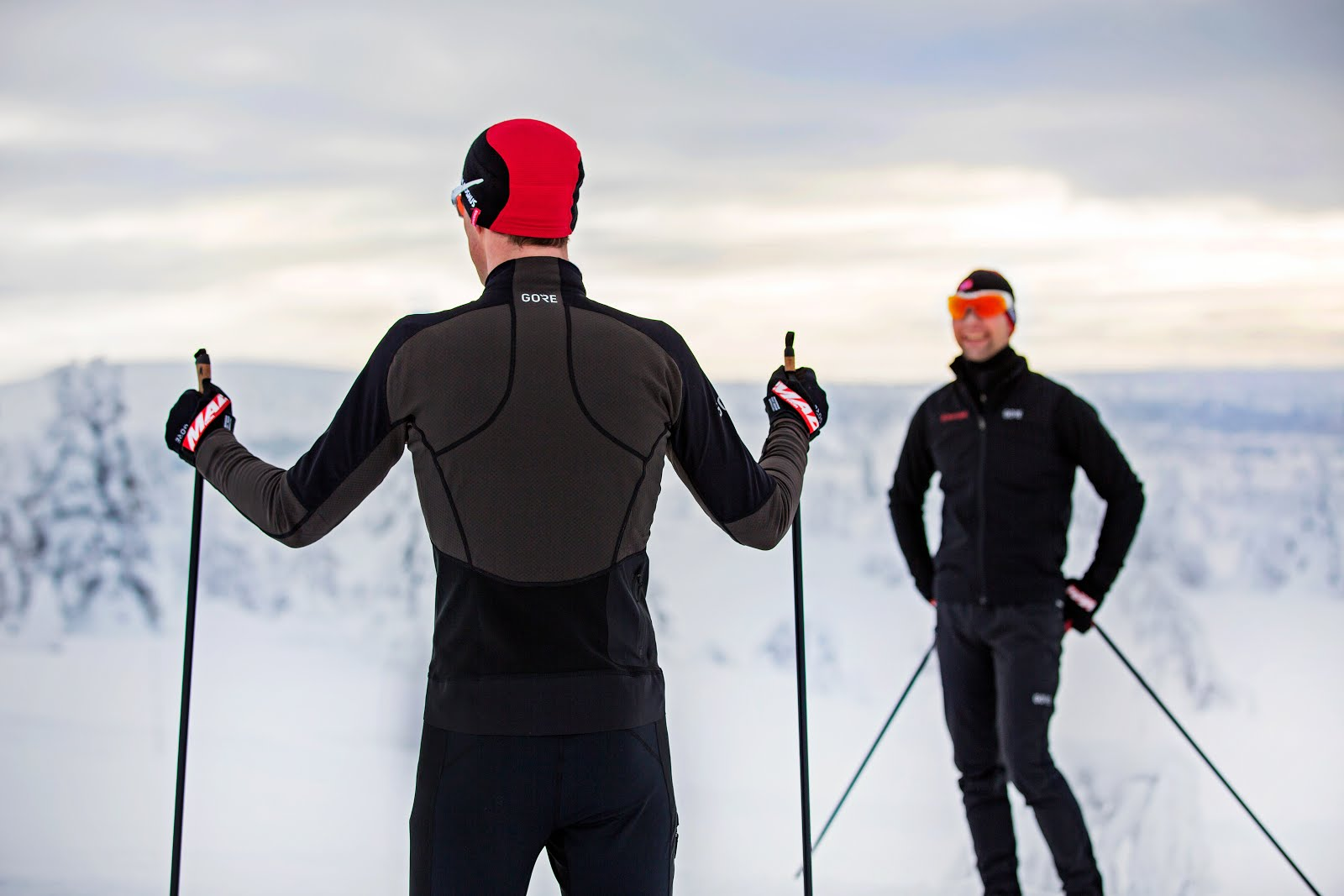 58d37dc81e1e6 Gore Wear X7 Review: Totally Windproof, Very Breathable, Warm and Light  Nordic Ski and Run Apparel