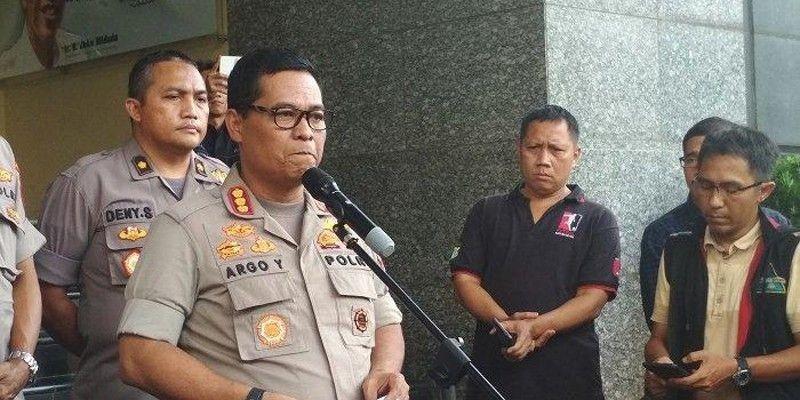 Penjelasan Polda Metro Jaya soal pengamanan Reuni 212