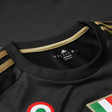 online retailer 82b03 e12b2 Adidas Juventus 15-16 Third Kit Released - Footy Headlines