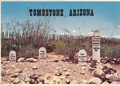 Ephemeral Whimsy Boothill Graveyard Tombstone Arizona