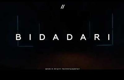 Lirik Lagu Ismail Izzani - Bidadari