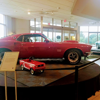 An Auto Museum PhotoJournal on Homeschool Coffee Break @ kympossibleblog.blogspot.com