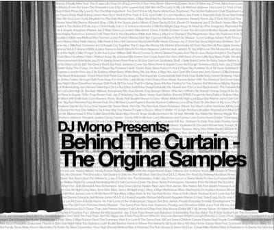 BMX until I die: DJ Mono - Behind The Curtain