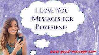 i love message for boy friend