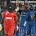 Sri Lanka vs Zimbabwe Live Cricket Score 2nd Match January 2018