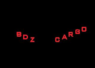 BDZ Cargo Logo Vector