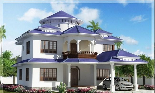20 Gambar Desain Rumah Impian Ala Gaya India Minimalis Kira