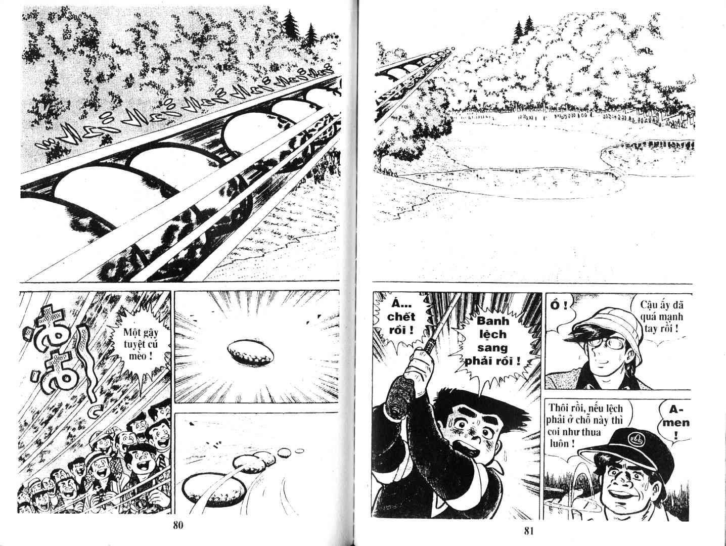 Ashita Tenki ni Naare chapter 43 trang 37