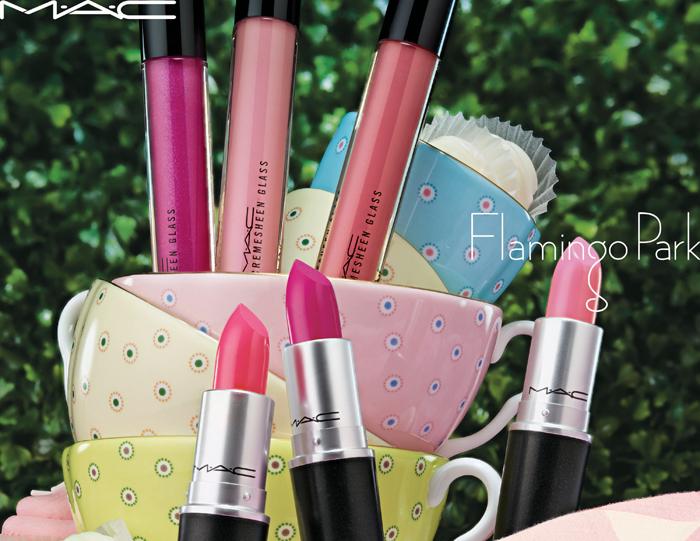 MAC «Flamingo Park» Preview + My Wishlist