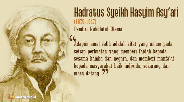semua orang tentunya kenal dengan tokoh KH Hasim Asy KH Hasyim Asyari, Pendiri NU dengan Seribu Karomah