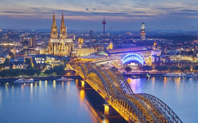 Aluguel de carros em Colônia na Alemanha