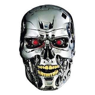 Terminator T-800 Face Mask