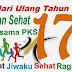 Milad ke-17, PKS Bengkulu Undang Warga Ikuti Jalan Sehat Berhadiah