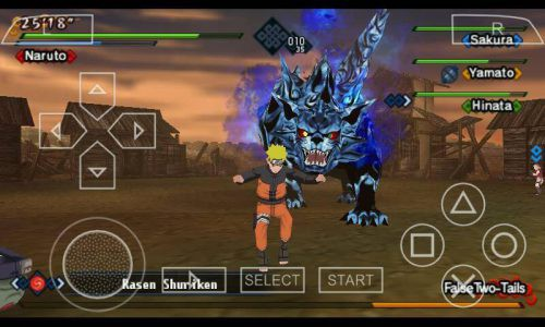 download naruto cso ppsspp