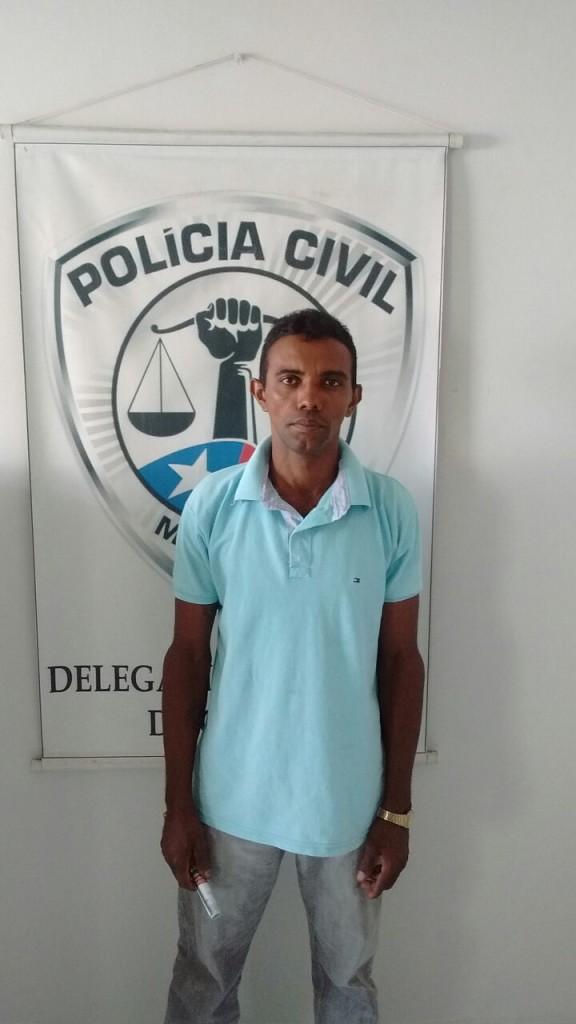 Caxias: Preso suspeito de estupro