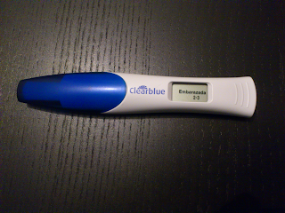 rueba de embarazo digital ClearBlue