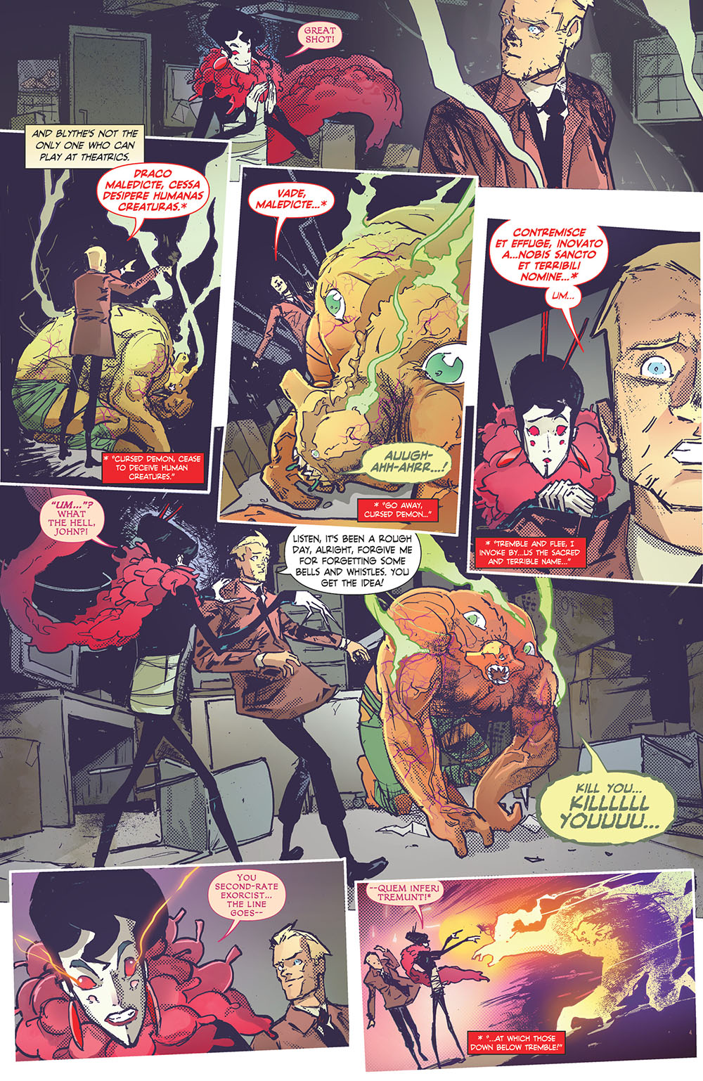 Hellblazer Comic Pdf