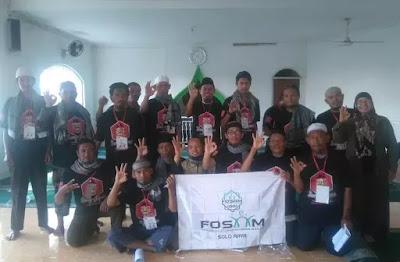 Ini Cara Cerdas FOSAM Sukaharjo Hindari Hadangan Polisi ke Jakarta, Hingga Ikut Kawal TPS
