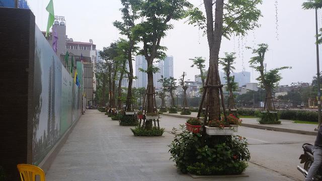 Hình ảnh thực tế dự án Riverside Garden