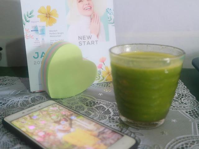 resolusi sehat tahun 2019 dengan yang alami dan organik