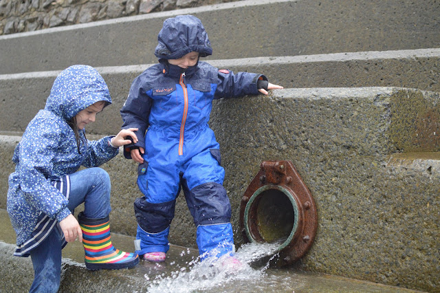 Wet weather fun with kids