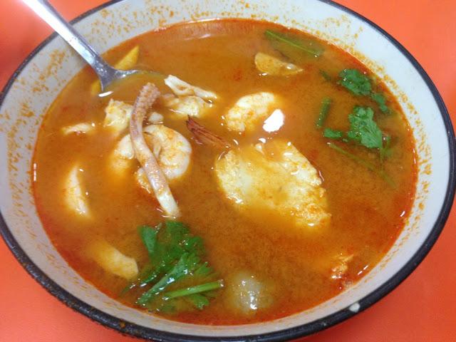 tempat makan Thailand enak di jakarta