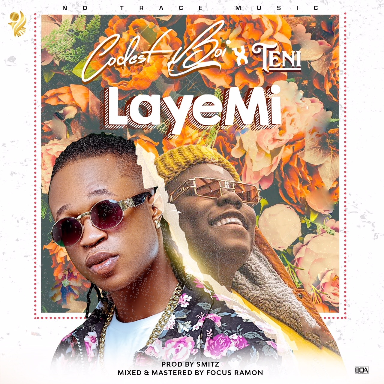 Music Download]: Codest Boi ft Teni - Laye Mi (Prod By Smitz