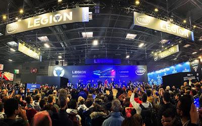 Launching Lenovo Legion Y530