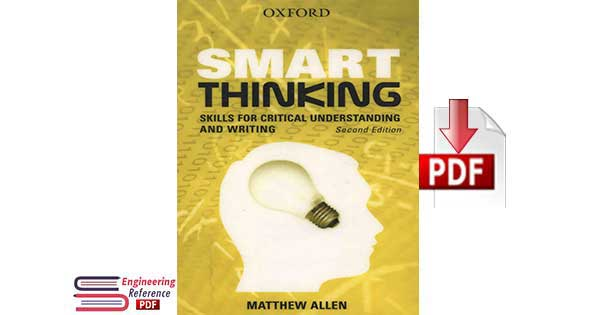 Smart Thinking Skills for Critical Understanding and Writing by Allen