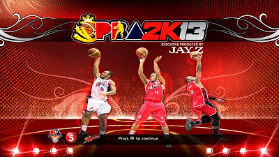 PBA 2K13 Calvin Abueva Titlescreen Cover