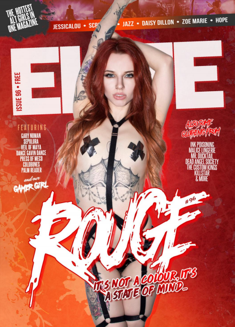 18+ Elite Magazine – Issue 96 2018 Adult Magazine PDF 28MB