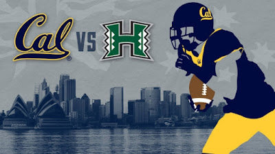 NCAAF : Hawaii-Cal Open 2016 Down Under