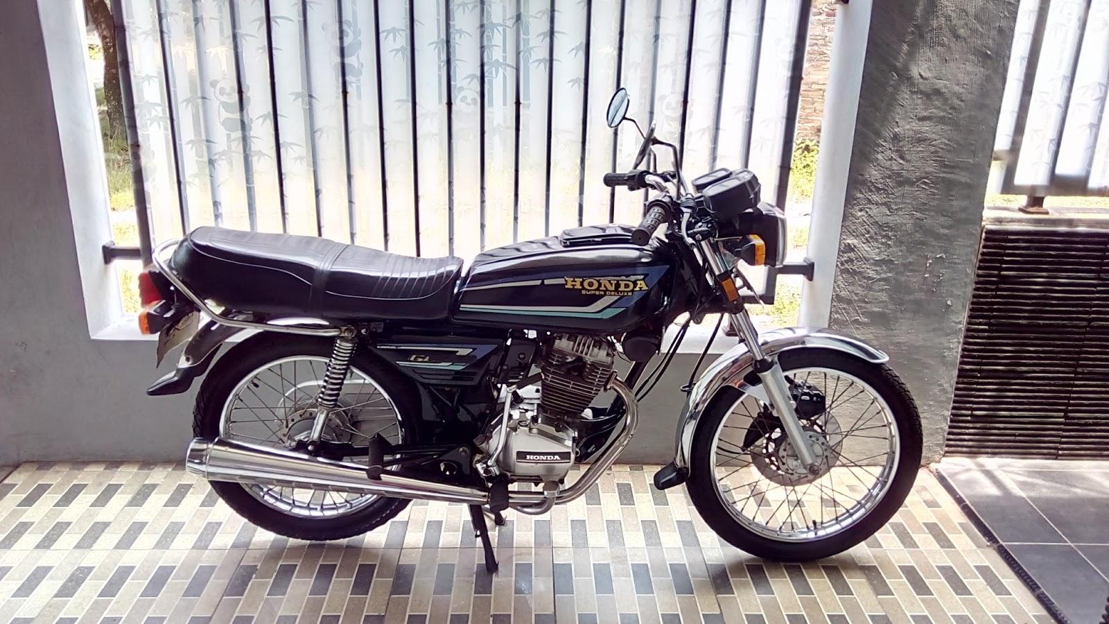 honda gl pro tahun 1995 | classic motor gallery