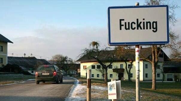 Kota-Kota ini Diberi Nama Agak Vulgar, Apa Maksudnya?