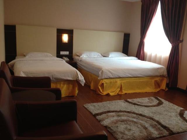 Hotel menarik Kota Kinabalu