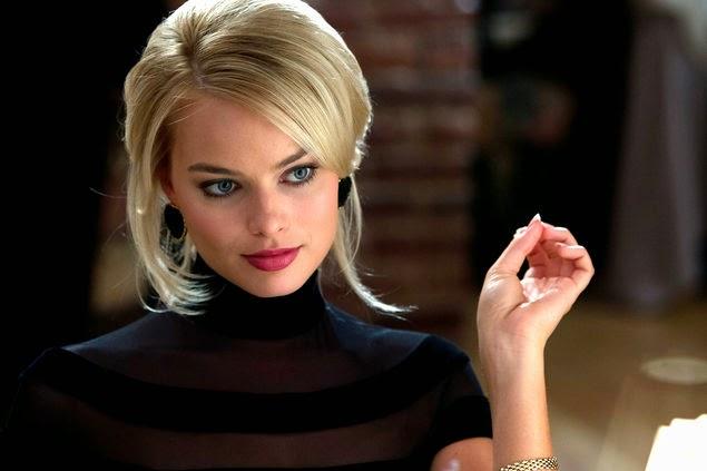 Margot robbie hot