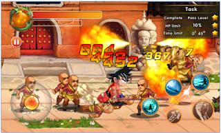Game Goku Legend: Super Saiyan Fighting Apk Mod Terbaru