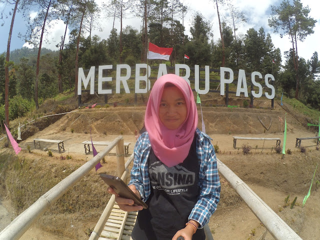 merbabu pass