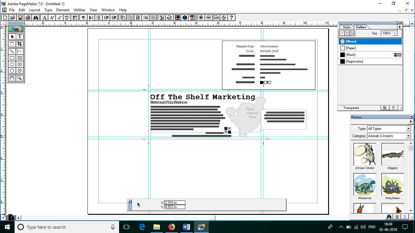 adobe pagemaker latest version free download for windows 10