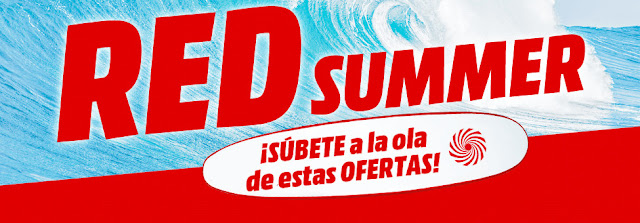 Mejores ofertas folleto Red Summer (II) de Media Markt