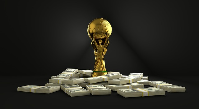 World Cup Trophy Soccer Championship Sport