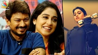 Regina Cassandra is the only Tamil Actress with 6 PACK : Udhayanidhi Stalin Interview