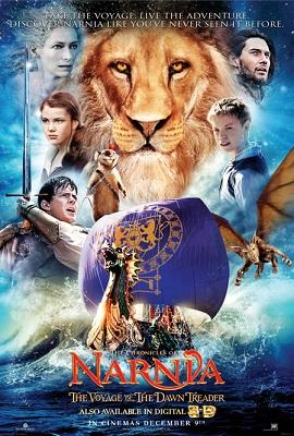Xem Phim Biên Niên Sử Narnia: Trên Con Tàu Hướng Tới Bình Minh - The Chronicles of Narnia: The Voyage of the Dawn Treader