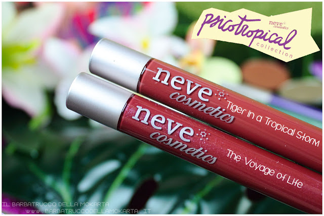VERNISSAGE GLOSS  psicotropical collection neve cosmetic