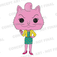 Pop! Television: BoJack Horseman - Princess Carolyn