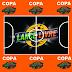 Copa Lance Livre de futsal divulga horários das duas primeiras partidas