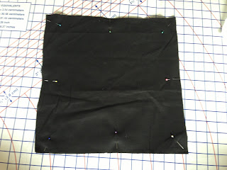 Pin pattern sides together