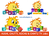 KUSHI CHUTTI KOCHU CHINTU TV Jobs