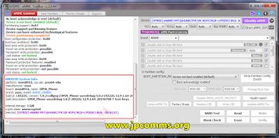 File Dump eMMC Asus Z00RD [ZE500KG]